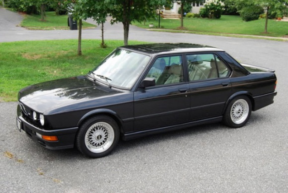 topworldauto \u003e\u003e photos of bmw m535i photo galleries bmw e28 535 1986 bmw m535i e28 euro for sale front the euro bumpers literally transform