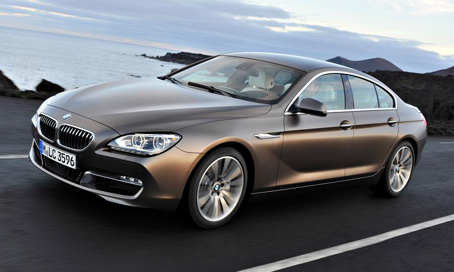 The BMW 6-series Gran Coupe gets a world debut at the Geneva motor show.
