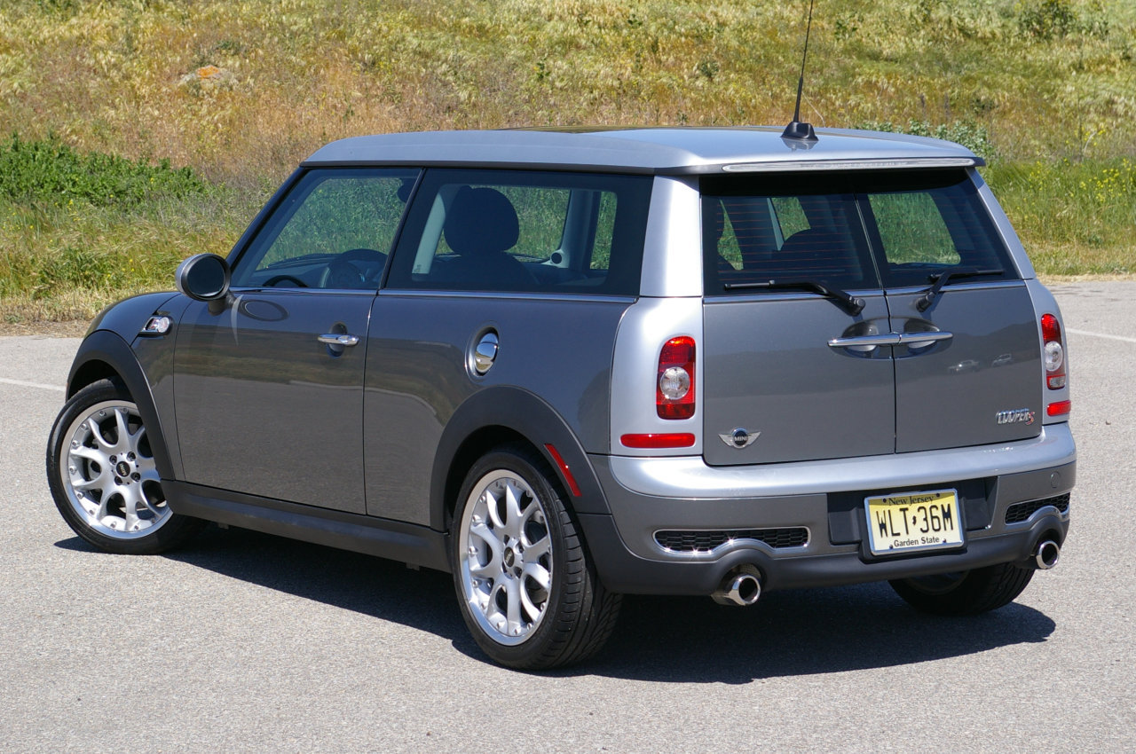 2008 MINI Cooper S Clubman - Test drive and new car review - 2008 ...
