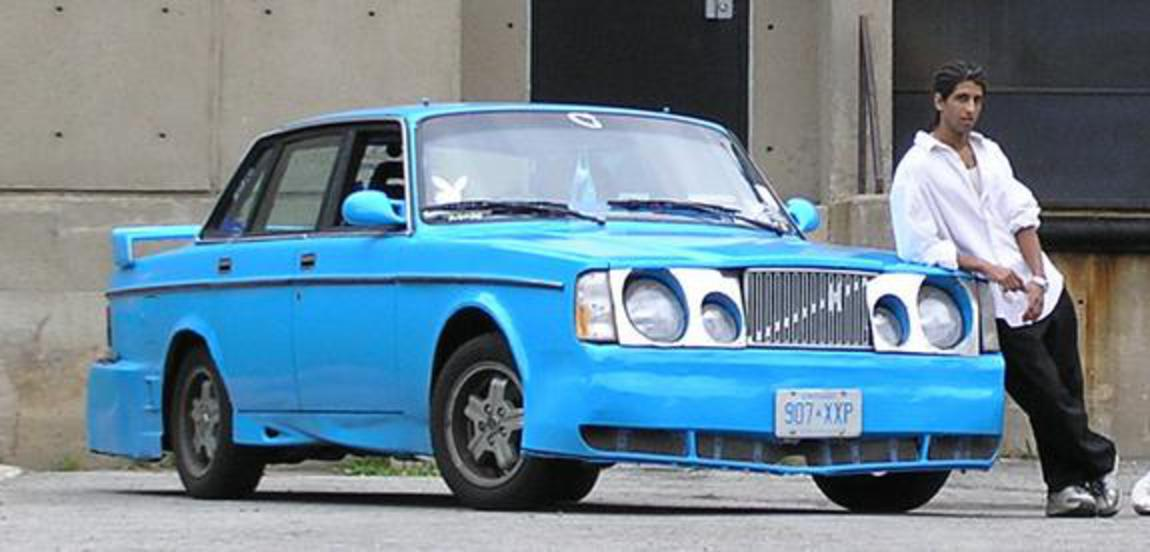 Volvo 343GLS R-sport. View Download Wallpaper. 575x276. Comments