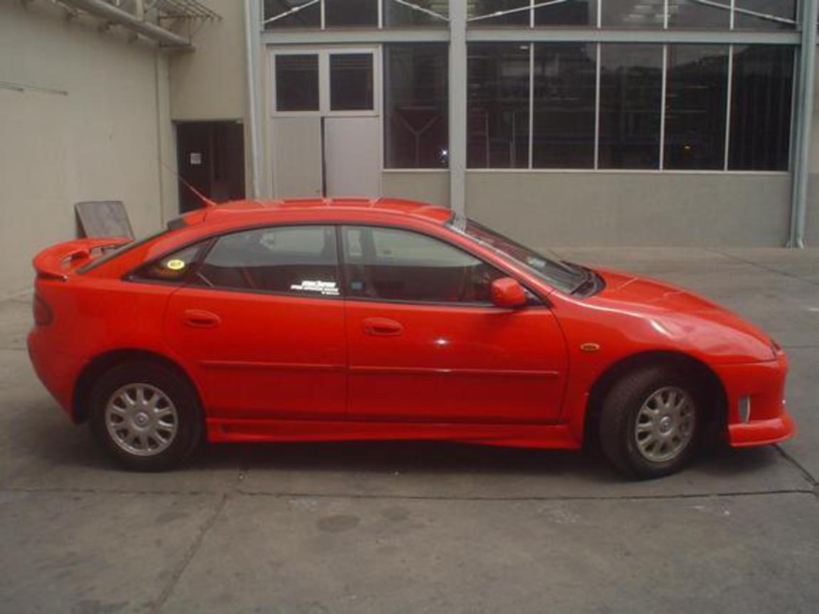 "1996 Mazda 323 ""Allegro HB Turbo"" - Bogot , UN owned by jairito Page:1 at"