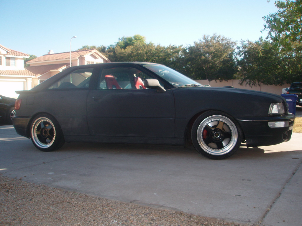 "1990 Audi Coupe ""90 AAN CCP"" - tempe, AZ owned by imaiami Page:1 ..."
