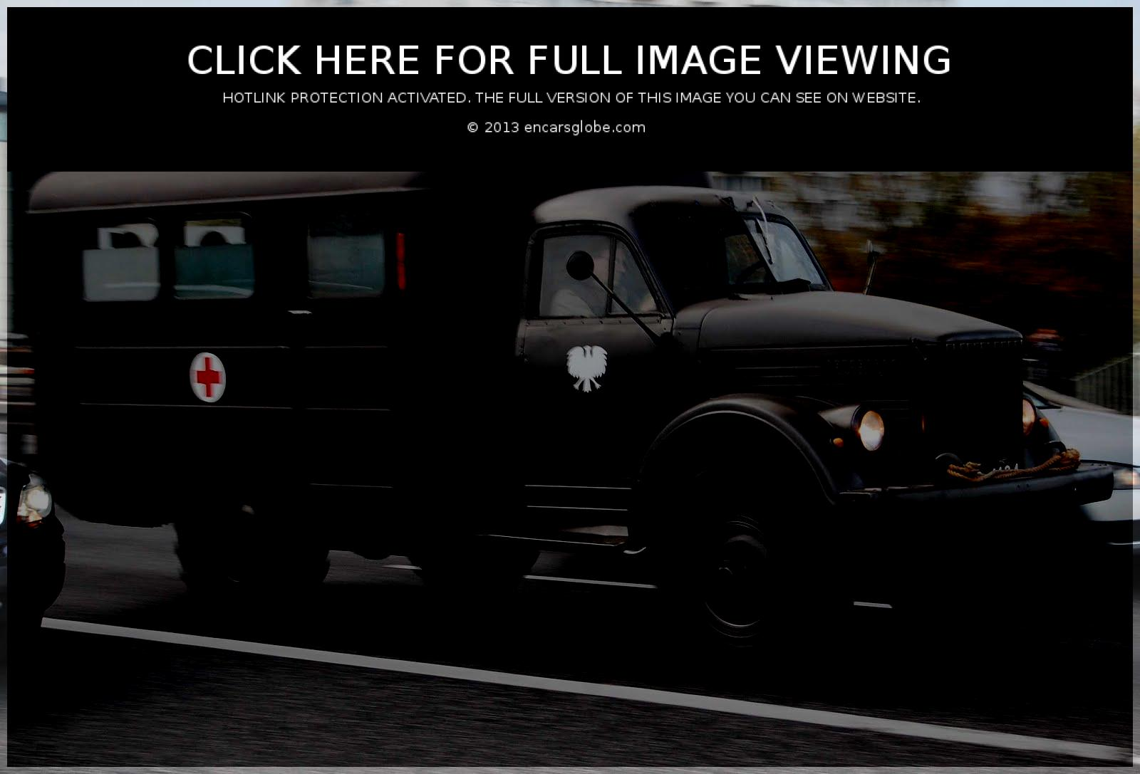 GAZ 51 AL-1: Photo gallery, complete information about model ...