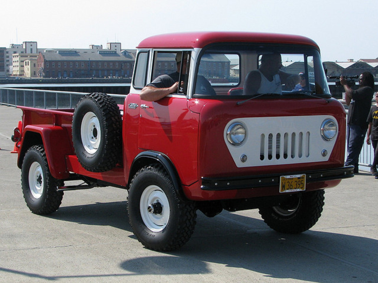 1960 Willys Jeep FC 170 C.O.E. Truck 'W 36 395' 5 | Flickr - Photo ...