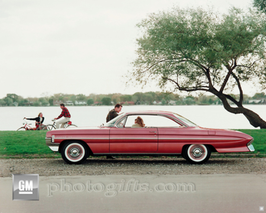 1961 Oldsmobile 98 Holiday Coupe OLDS-010