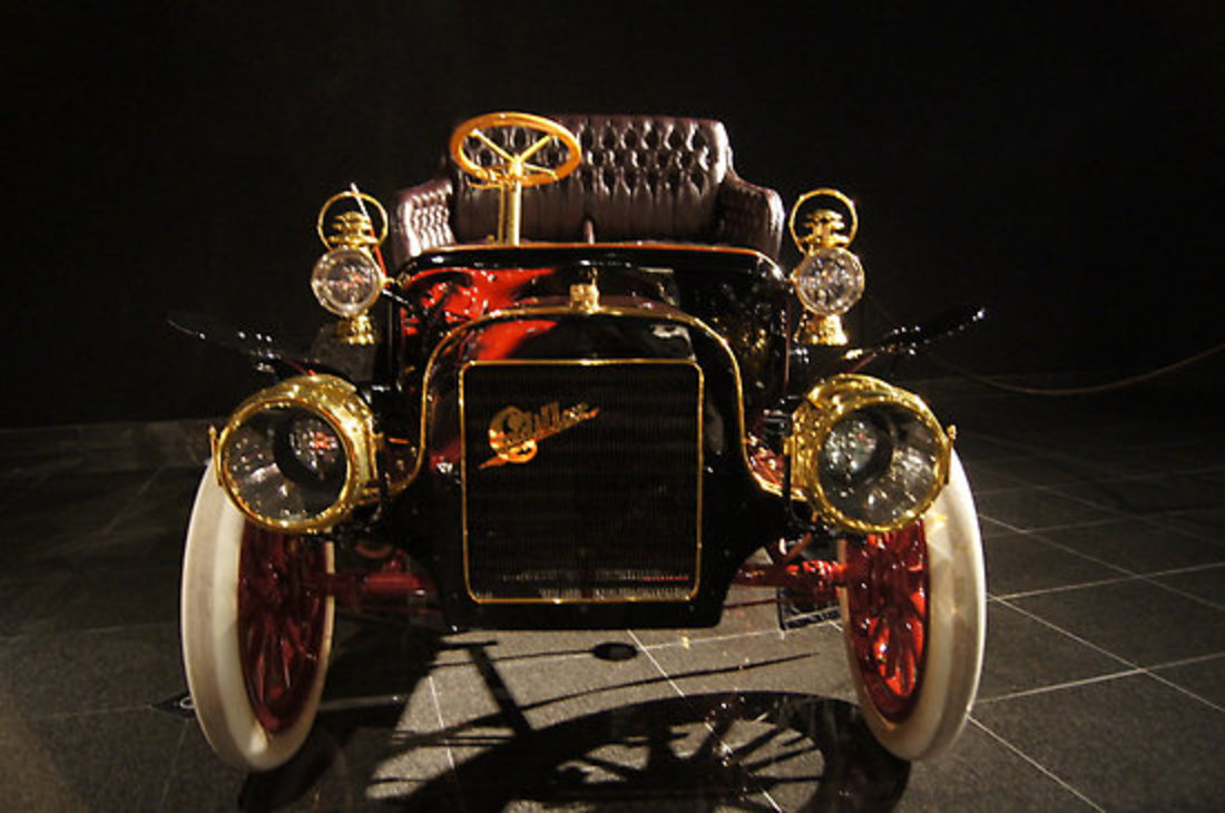 1906 Cadillac Model M Tulip Tourer by Turbastick