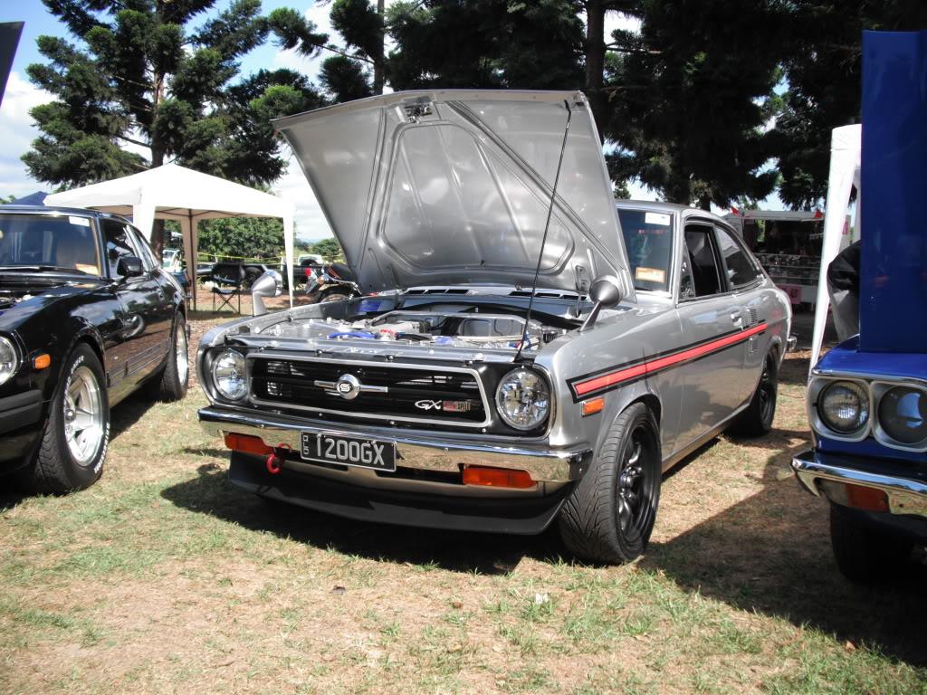 TopWorldAuto >> Photos of Datsun 1200 GX - photo galleries