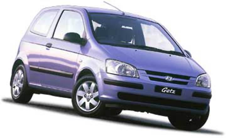 2003 Hyundai Getz GL 3-dr hatch Car Review
