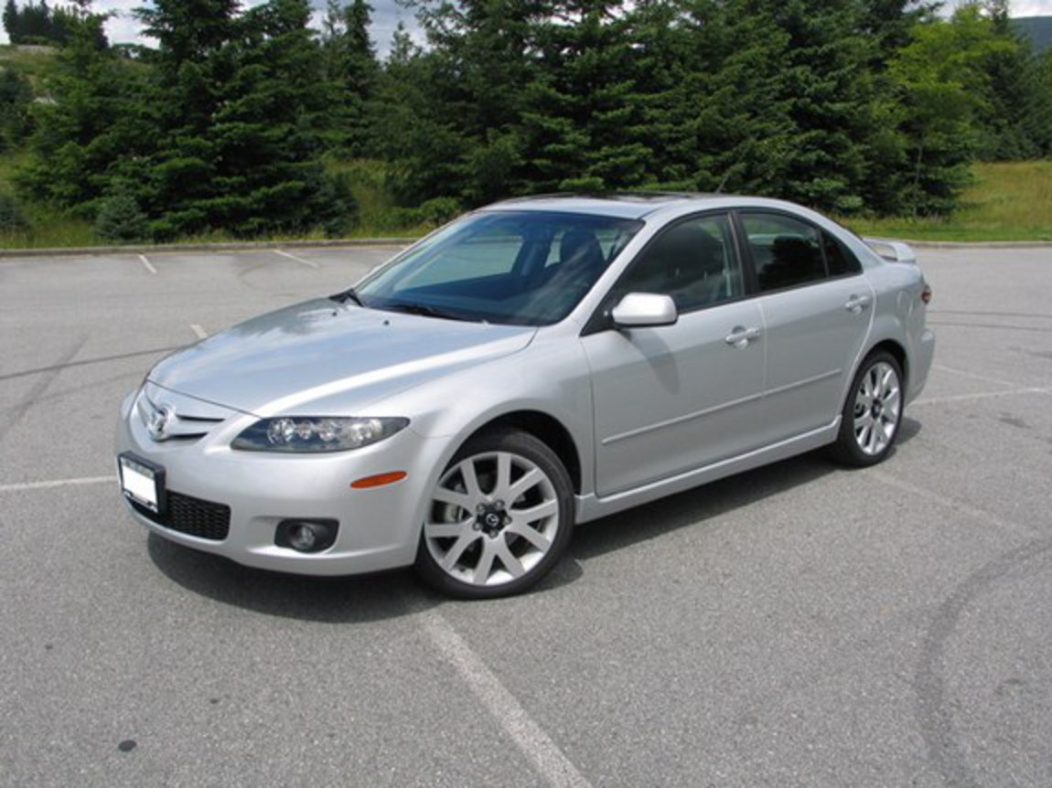 Mazda 6 18 - huge collection of cars, auto news and reviews, car vitals,
