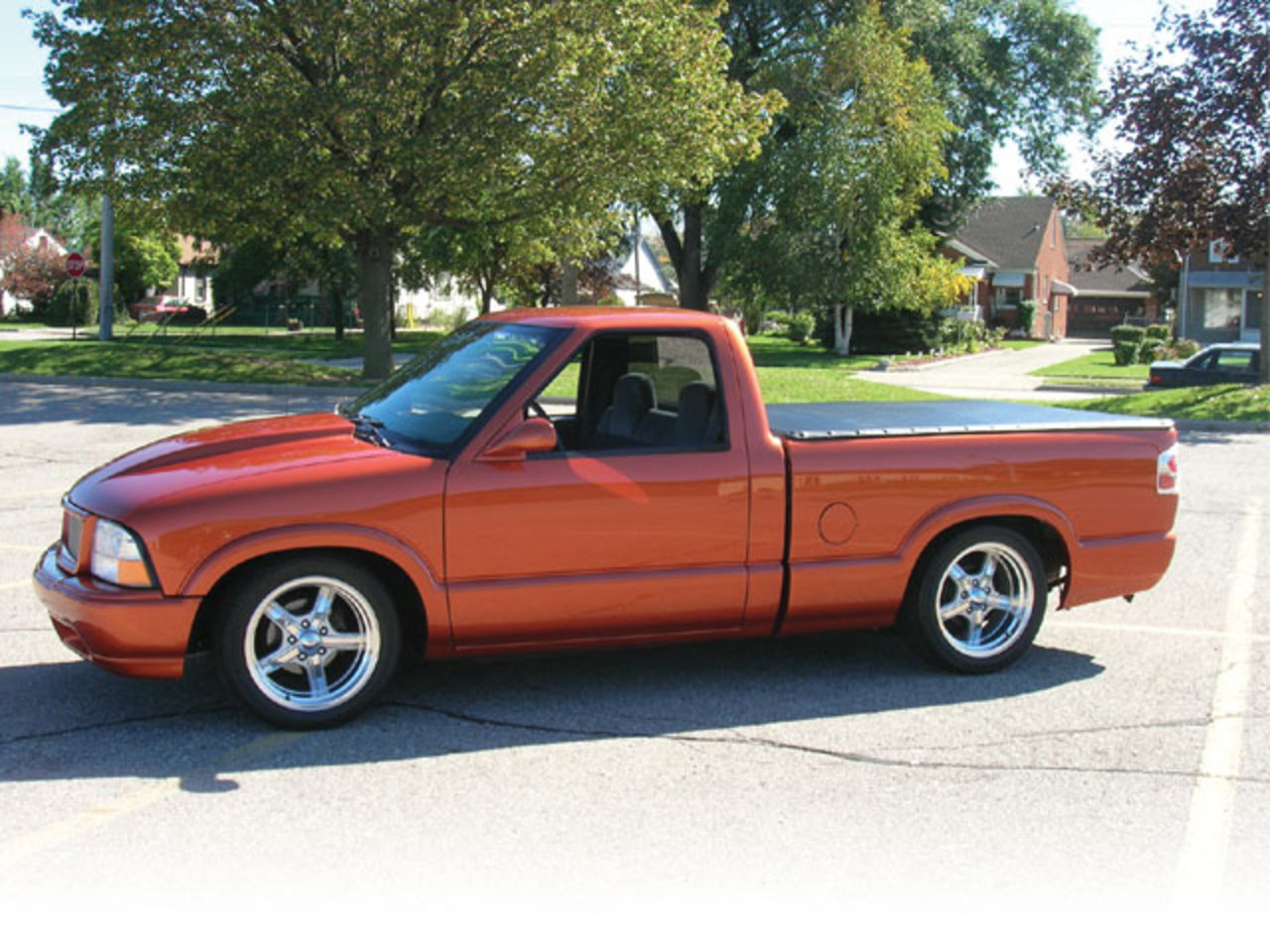 Homegrown Haulers 1994 Gmc Sonoma