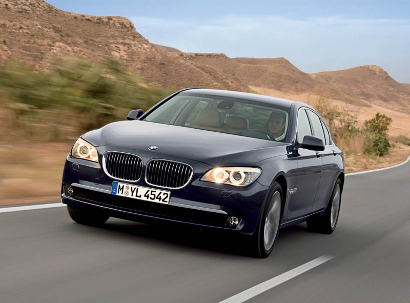 Review: BMW 750i
