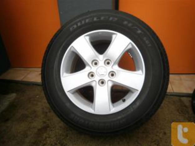 WHEELS & TYRES SUZUKI VITARA 16 INCH GENUINE ALLOYS - Carramar - NSW - $ 499