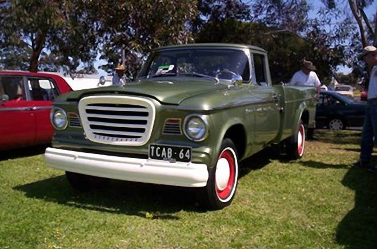 1964 Studebaker Champ Truck Photo | Studebaker Car and Truck Pictures