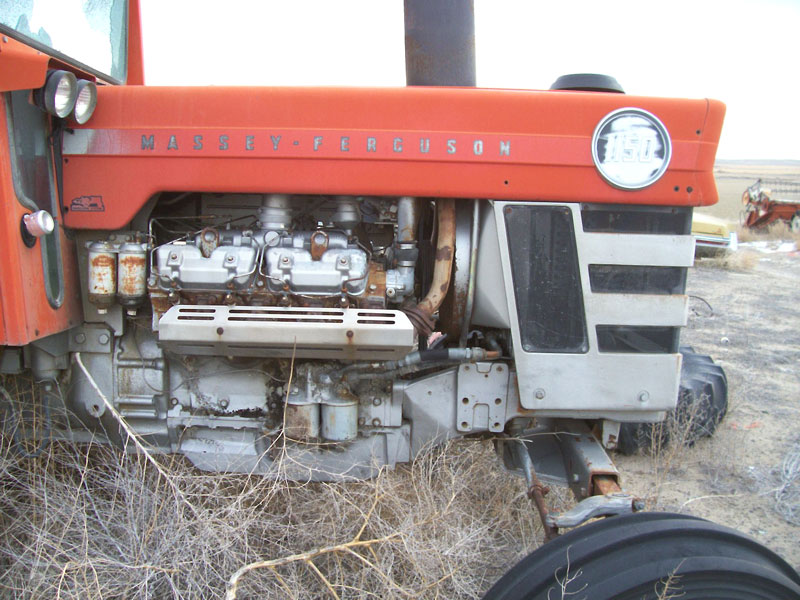 1970 Massey Ferguson 1150 For Sale Youtube - Www imagez co