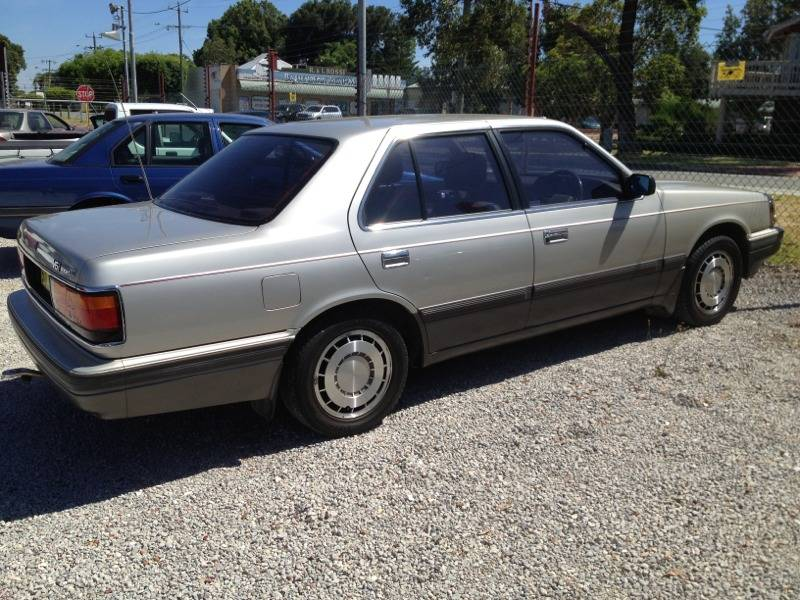 Mazda 929 luxury sedan Automatic BARGAIN