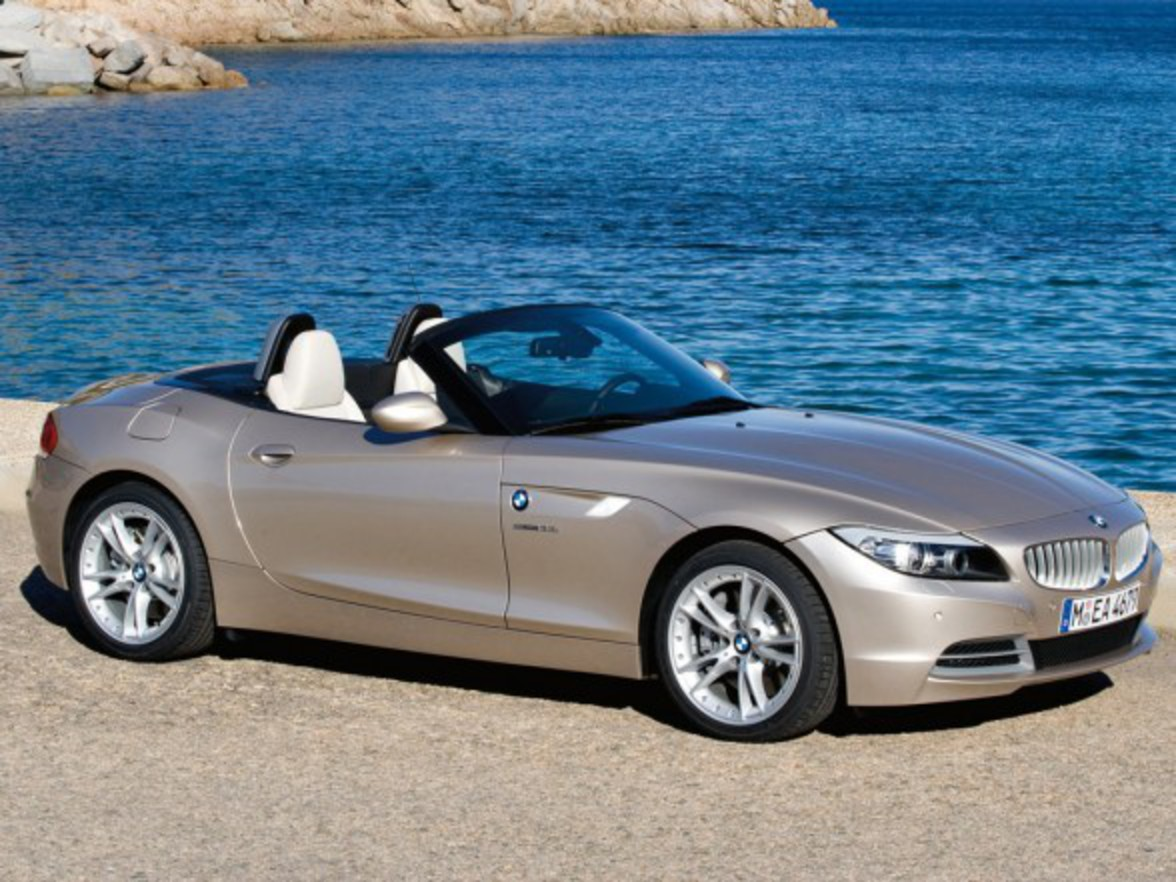 BMW Z4 SDrive35i Roadster - huge collection of cars, auto news and reviews,