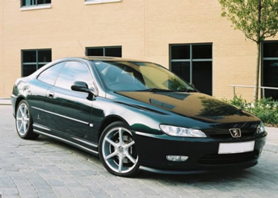 topworldauto photos of peugeot 406 coupe v6 photo galleries. Black Bedroom Furniture Sets. Home Design Ideas