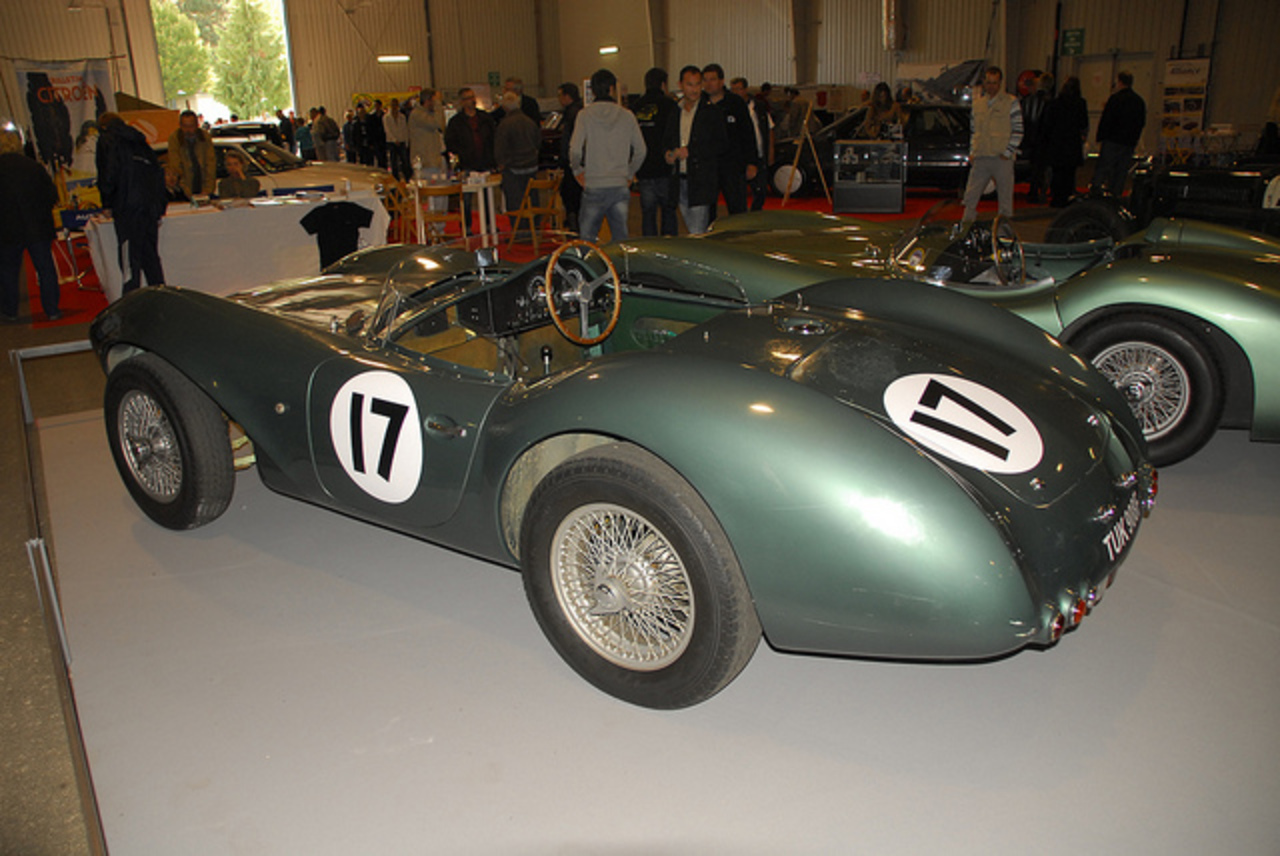 Aston Martin DBR3 Pictures & Wallpapers - Wallpaper #6 of 6