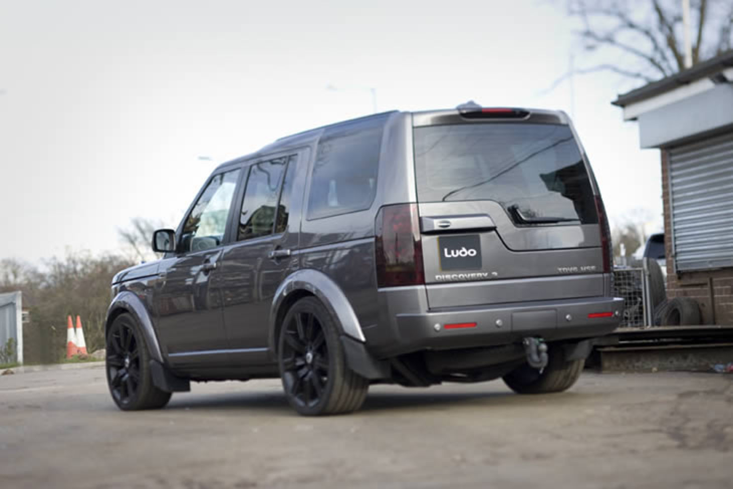 topworldauto photos of land rover discovery 3 hse. Black Bedroom Furniture Sets. Home Design Ideas