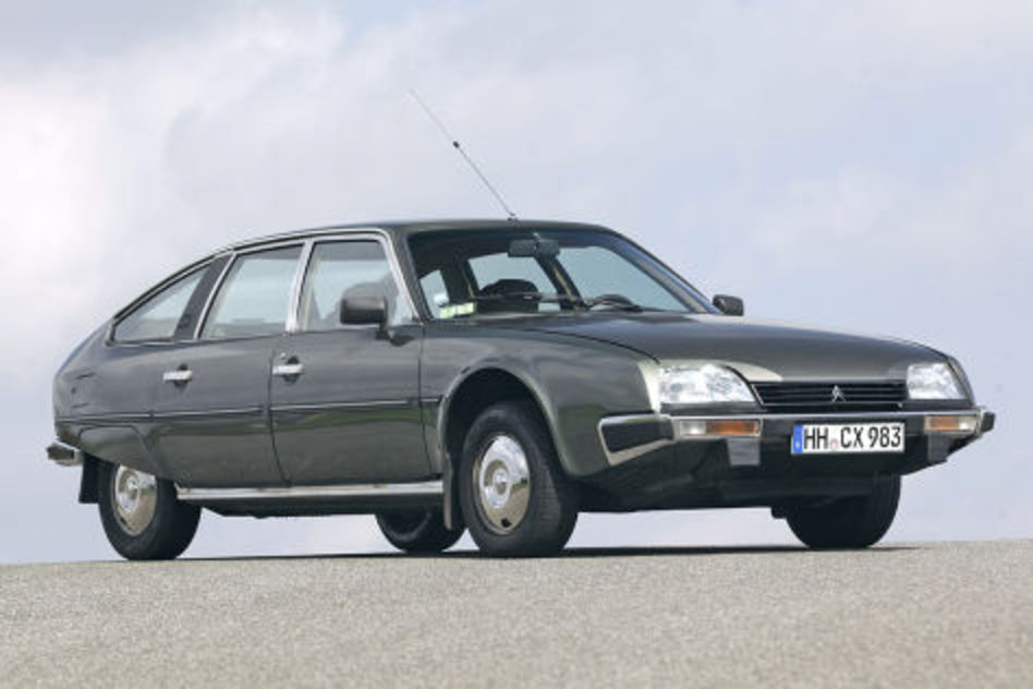Klassik-Test: Citroën CX 2400 Injection. Zur Bildergalerie