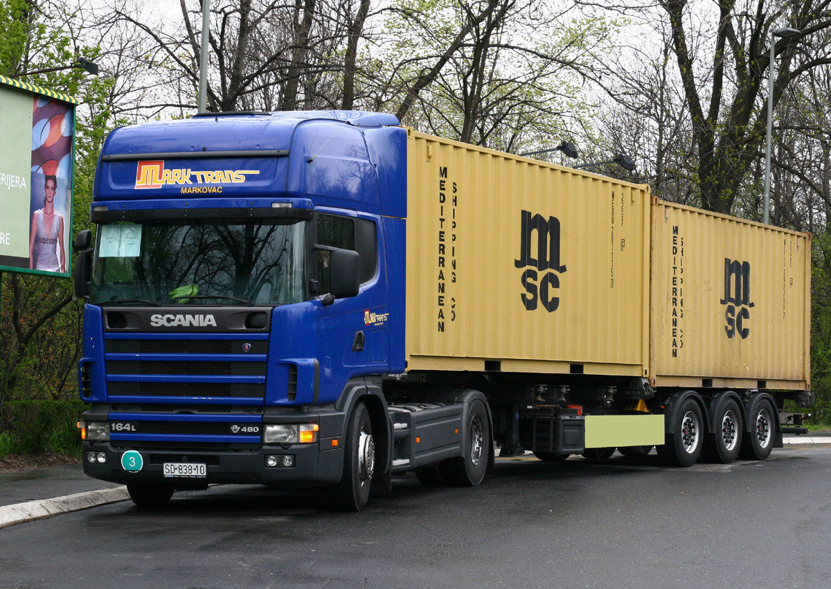 Scania R144590 - cars catalog, specs, features, photos, videos, review,