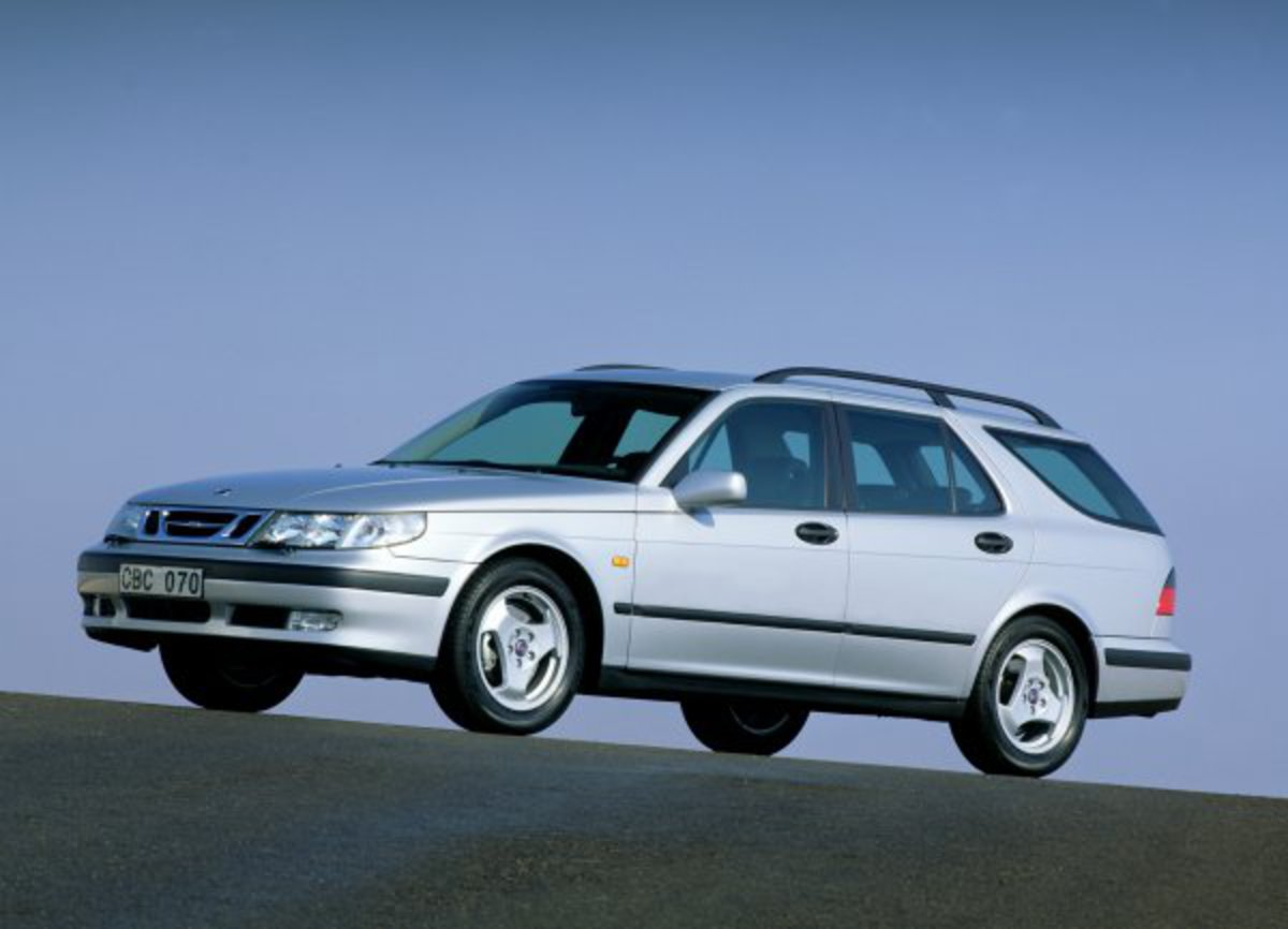 SAAB 95 De Luxe wagon. View Download Wallpaper. 600x433. Comments