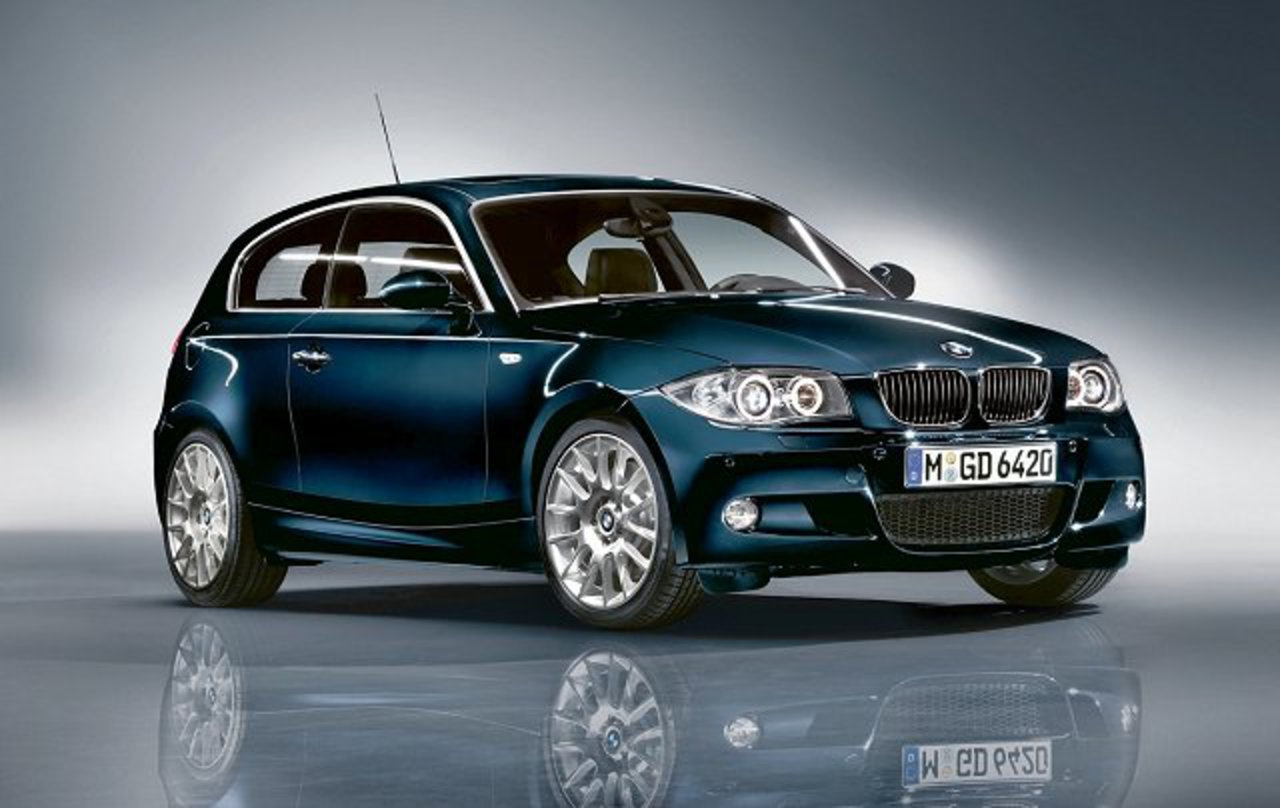 2007 BMW 130i M Sport Limited Edition. Image by BMW.