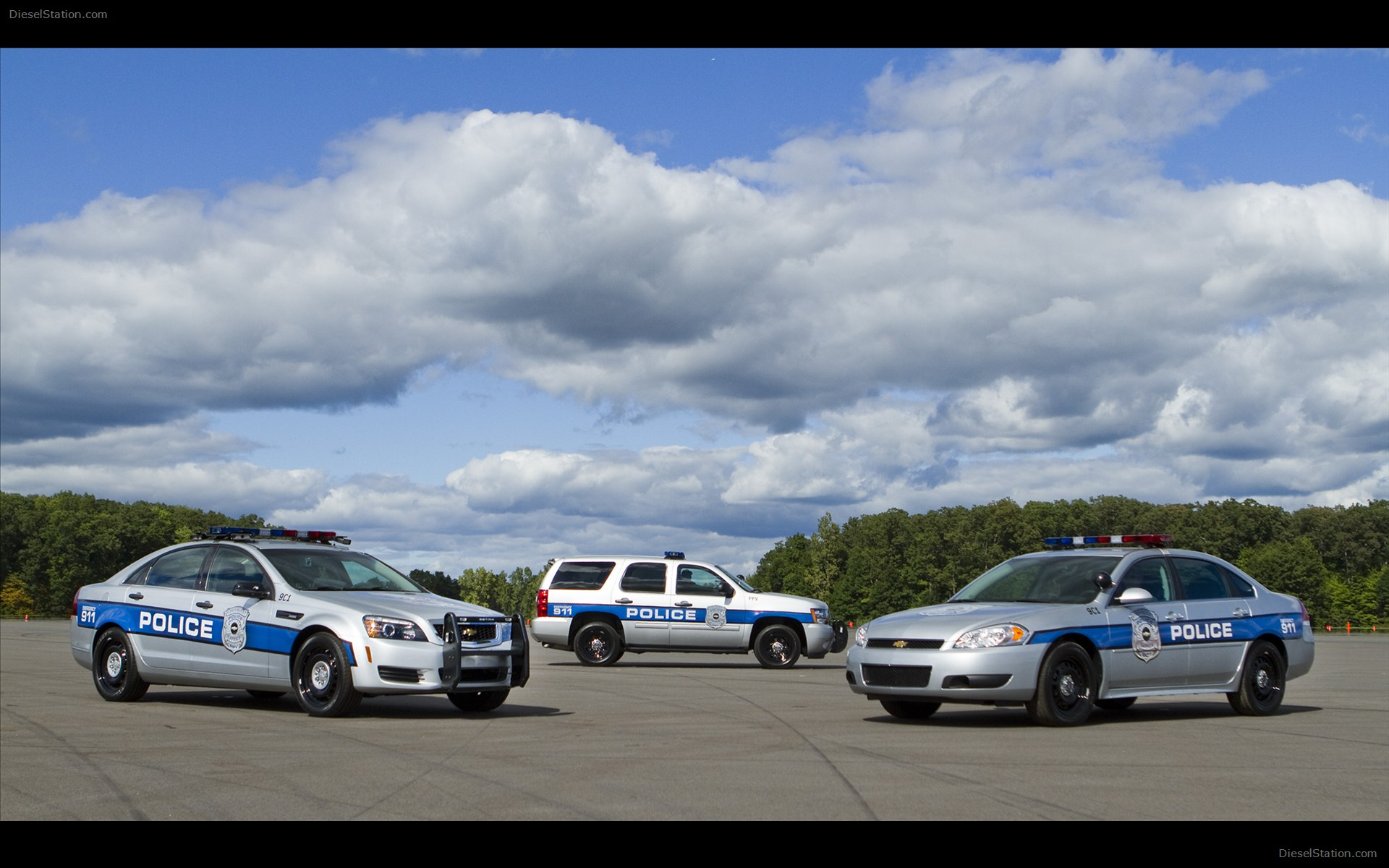 Chevrolet Tahoe PPV 2013 - Car Picture at Dieselstation