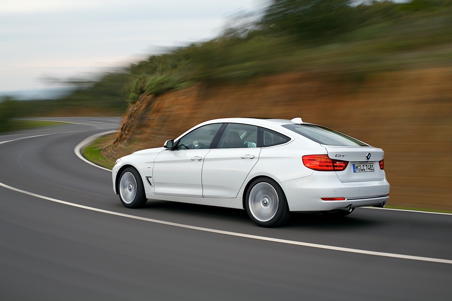 BMW 3 Series Gran Turismo Photo Gallery #6/40