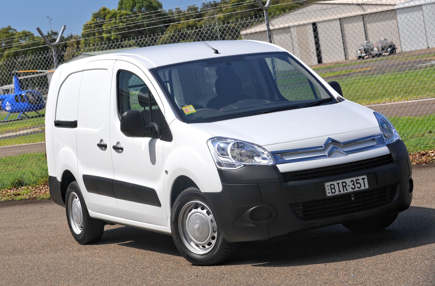 Citroen Berlingo Review - Photos (1/13)