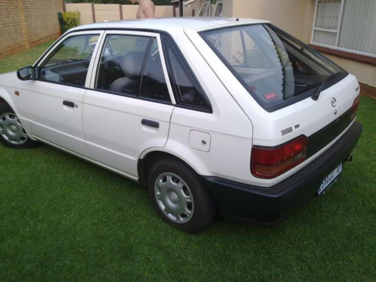 Pictures of 2002 Mazda 323 1.3 Hatch · 2002 Mazda 323 1.3 Hatch - Fochville