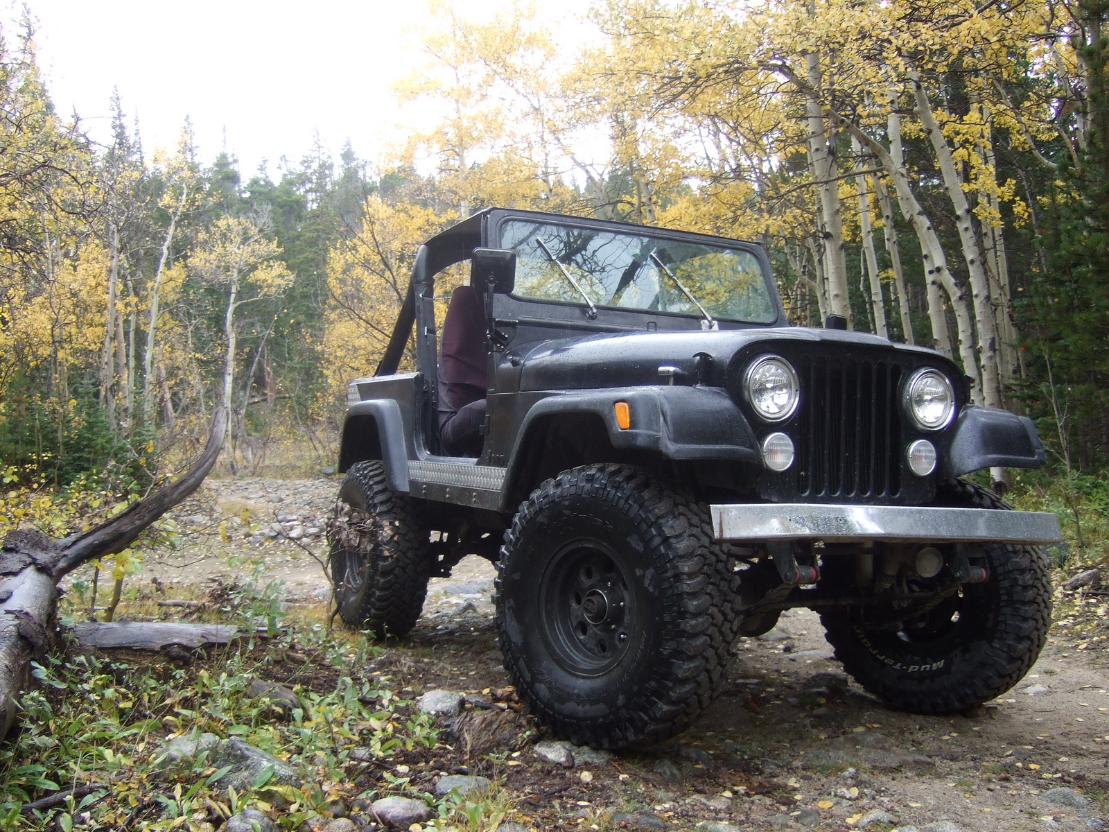 1984 Jeep CJ7 picture, exterior