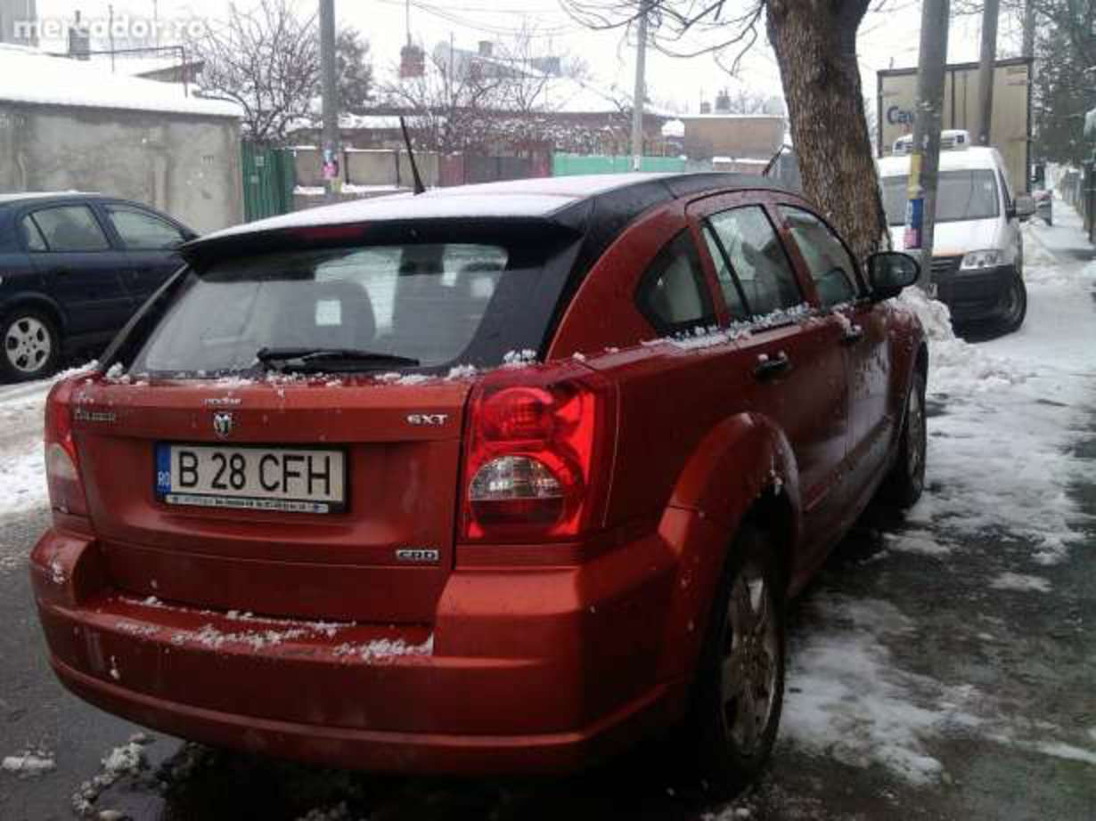 Rate dodge caliber sxt crd Bucuresti - Sectorul 2 - imagine 2