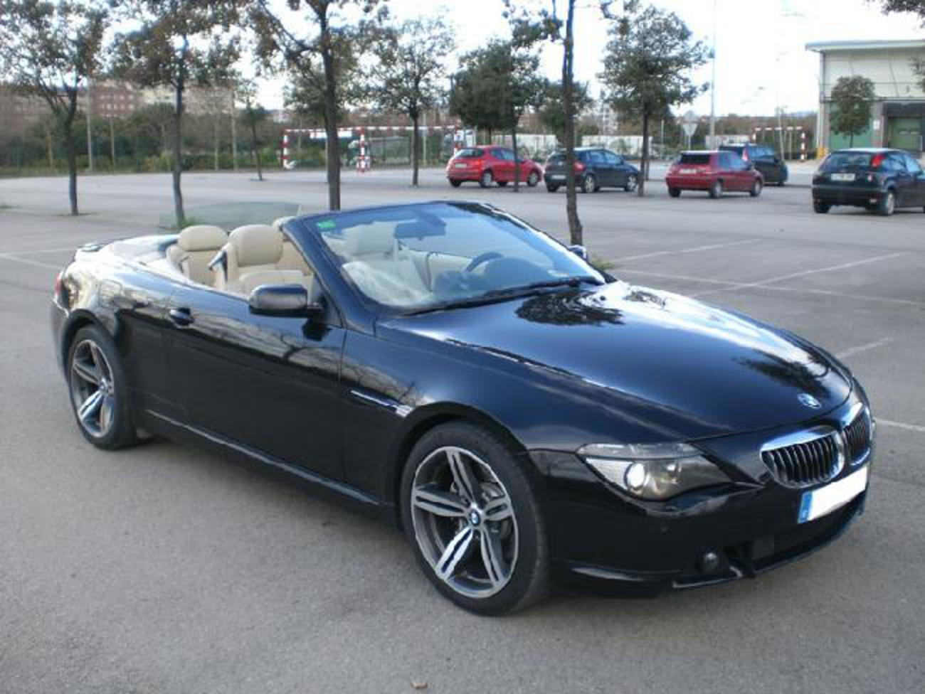 BMW 645i cabrio. View Download Wallpaper. 650x488. Comments