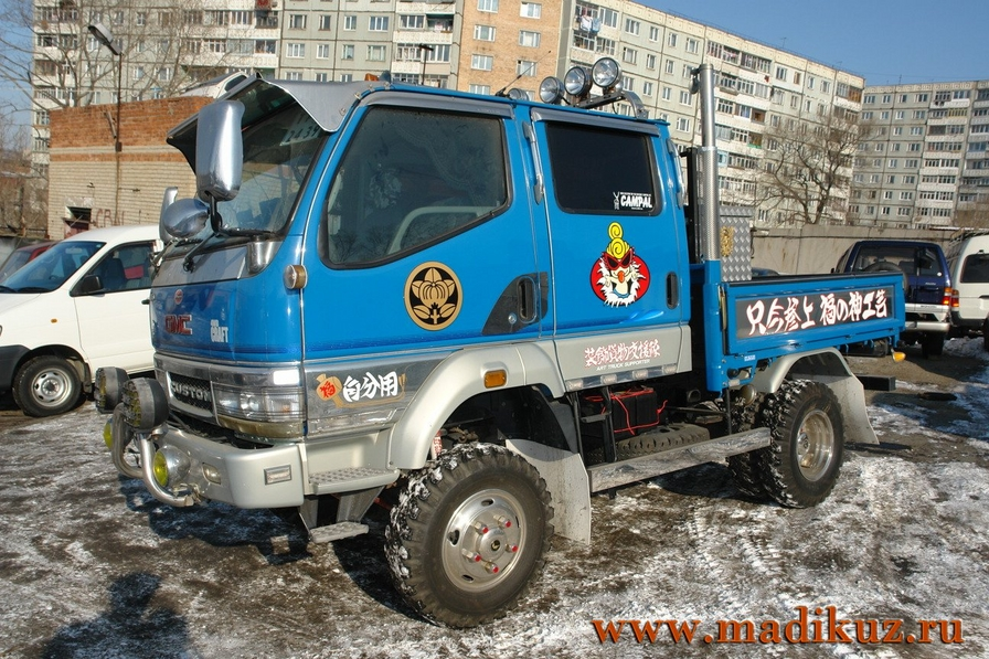 1998 Mitsubishi Canter Pictures