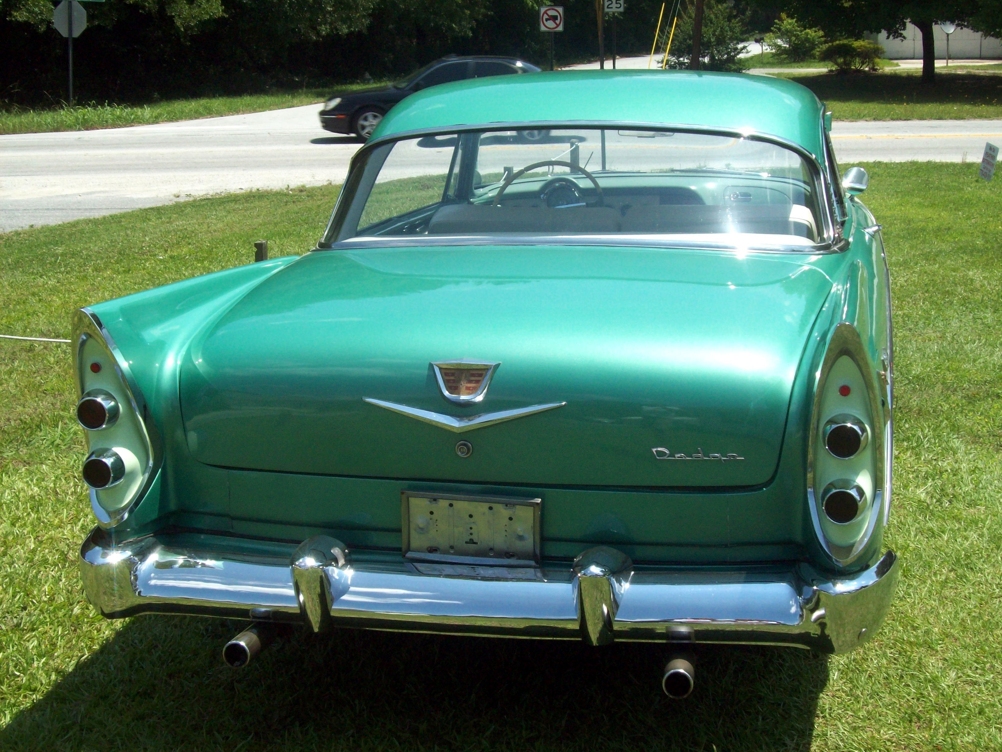 1956 Dodge Royal Lancer 2 dr hdtp