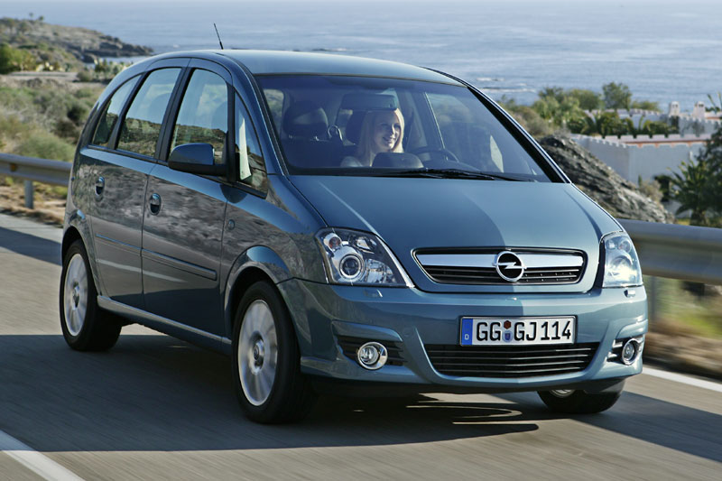 Opel Meriva 14 16V. View Download Wallpaper. 800x533. Comments