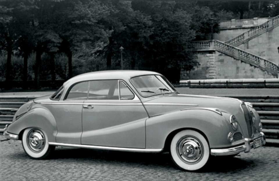 READ MORE ABOUT BMW 502 MODELS