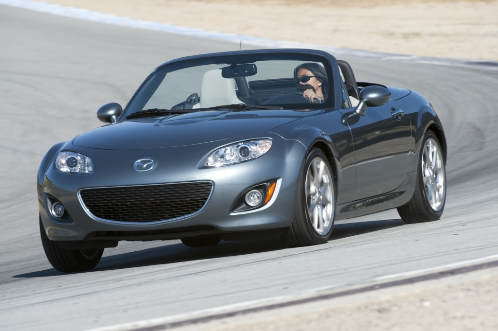 2013 Mazda MX-5 Miata - Photo Gallery