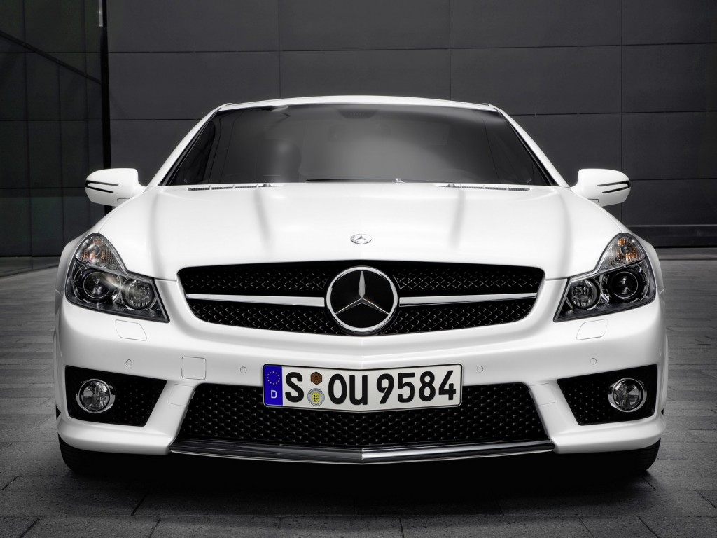 Mercedes-Benz SL 63 AMG Edition IWC. Change resolution: