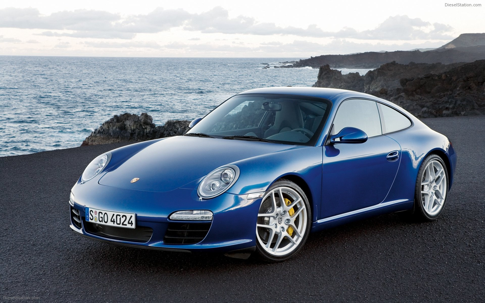 Porsche 911 Carrera and Carrera S. Published On : Sep 30, 2008