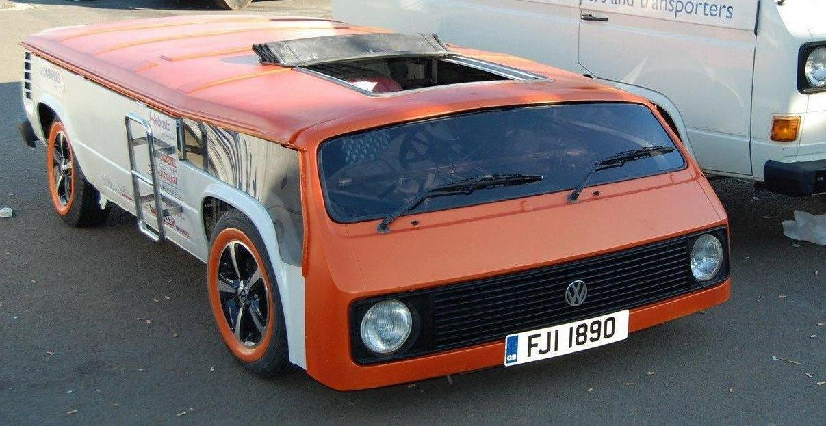 Have you heard about the Volkswagen Bus GTi?