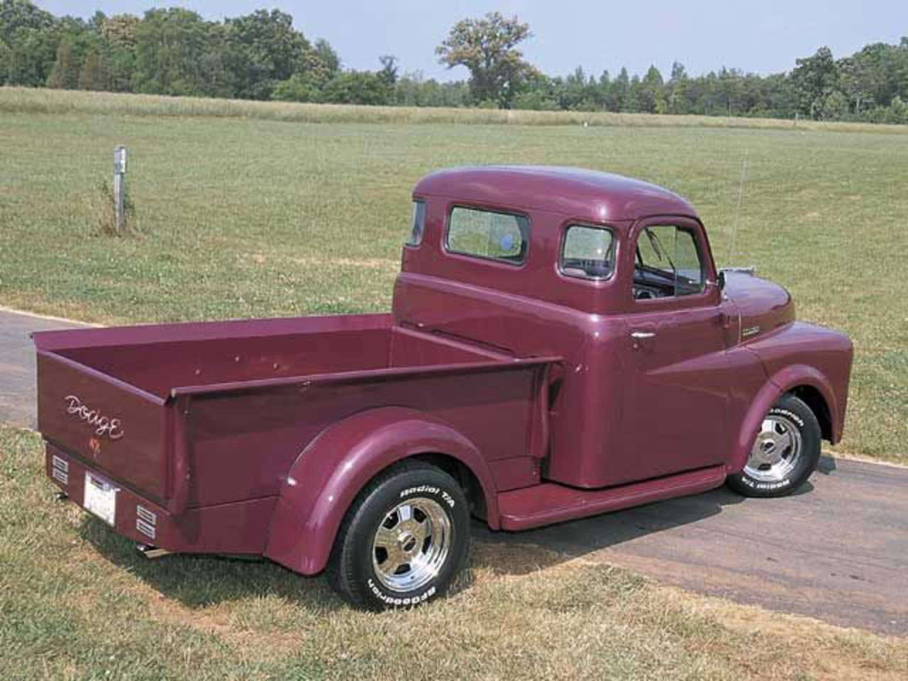 Topworldauto Photos Of Dodge Half Ton Pickup Photo Galleries 1949 D100 Truck