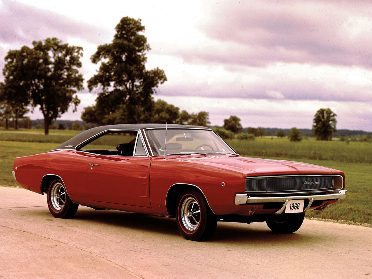 1968 Dodge Charger, 1972 Dodge Charger picture