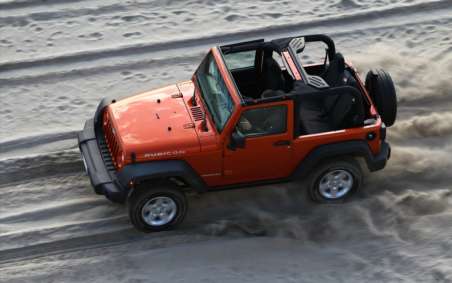 Jeep Wrangler 2012 - Car Wallpaper at Dieselstation