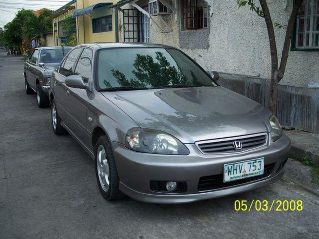Pictures of 1999 HONDA CIVIC FERIO SPORTS SIR BODY