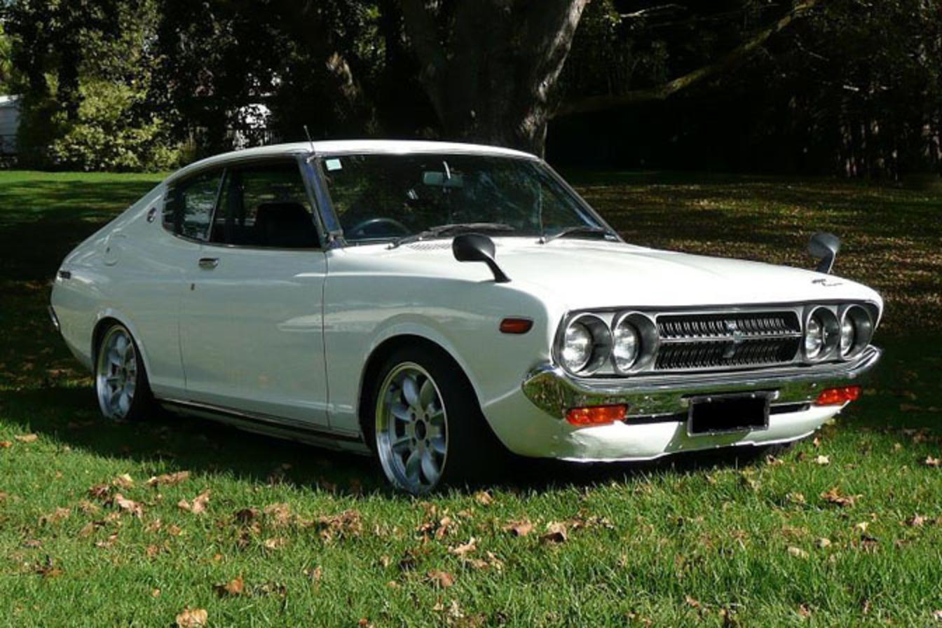 Datsun J Sss C F on Dodge Ram 6500