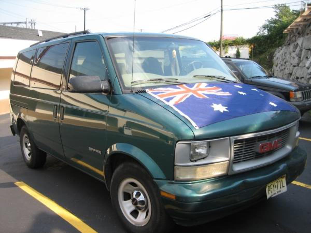 Our trusty GMC camper van that took us everywhere!! in My Photos by ► ◄