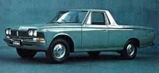 1968 Toyota Crown Pickup