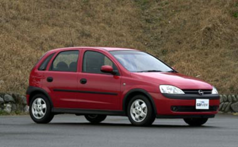 Opel Vita GSI RHD 5DOOR MT 1.8 (2002). #The image may differ depending on